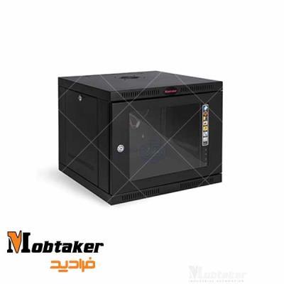 خرید رک دیواری مدل بیس برند مبتکر Mobtaker BASE Model Rack