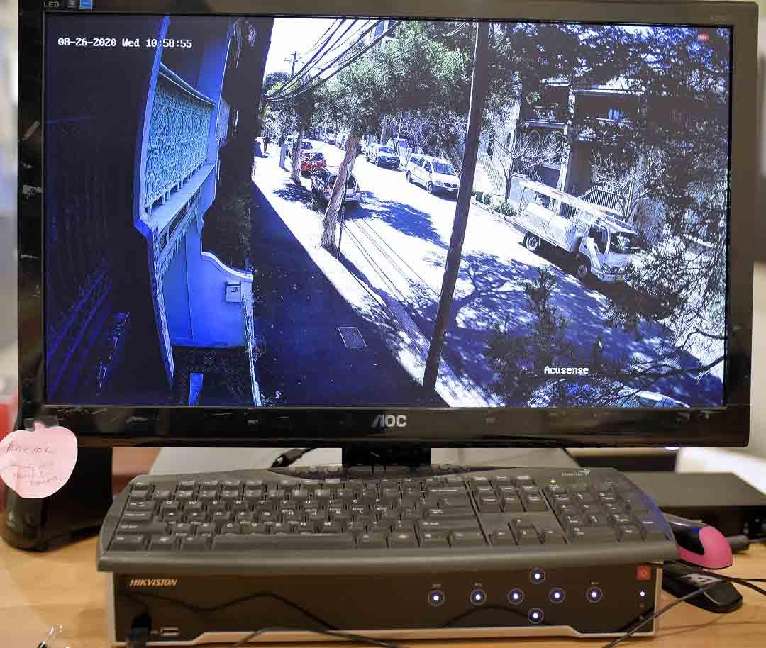 مرور قابلیت Acusense  دوربین مداربسته هایک ویژن,پویا الکترونیک فرادید