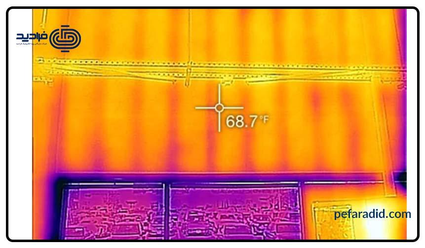 دوربین های مداربسته دید در شب حرارتی,فرادید,پویا الکترونیک فرادید,دید در شب