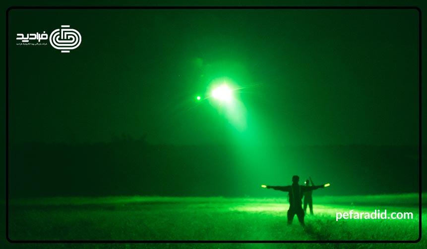 دوربین مداربسته دید در شب,پویا الکترونیک فرادید, دوربین مداربسته , خرید دوربین مداربسته,